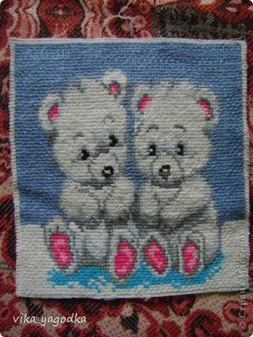 мои вышивки крестиком фото 4