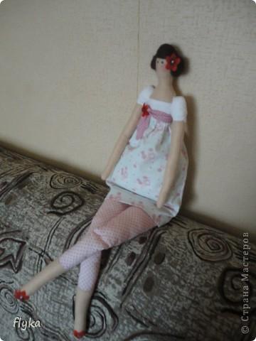 Tilda Flowergarden Angel фото 4