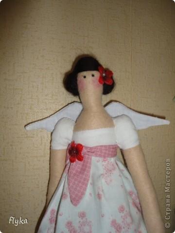 Tilda Flowergarden Angel фото 3
