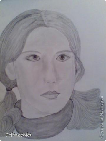 Рисовала, когда училась в школе фото 8