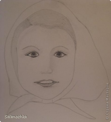 Рисовала, когда училась в школе фото 4