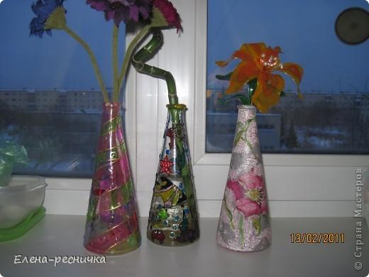 Мои бутылочки фото 2