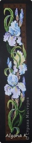 панель ирисы фото 1