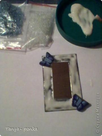 берем плоские магниты, замачиваем , очищаем фото 3