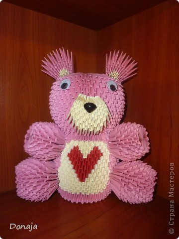 Мишка ко Дню Св. Валентина