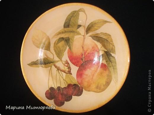 Персики и вишни фото 1