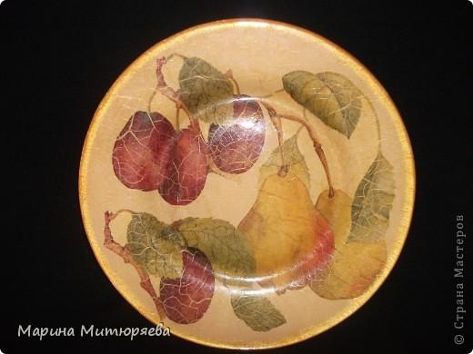 Персики и вишни фото 2