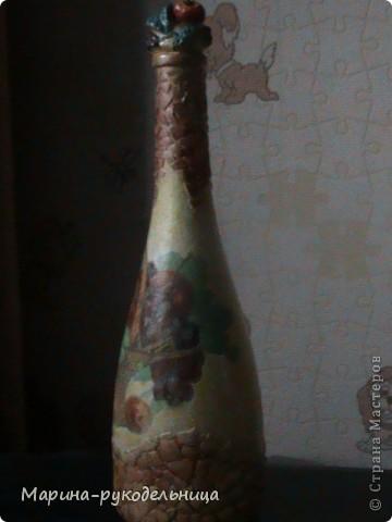 Пустая бутылка была. Крышка потерялась, поэтому... фото 5