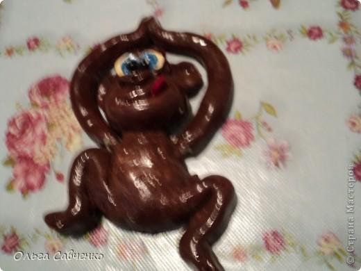 весёлая обезьянка фото 1