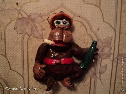 весёлая обезьянка фото 2