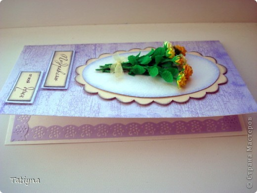 в этот раз захотелось сделать букет желтых роз, розочки делала по этому МК  вот ссылочка http://asti-n.ya.ru/replies.xml?item_no=184 фон салфетка в этой открытоке и в валентинке вот МК http://stranamasterov.ru/node/41463?c=favorite фото 2