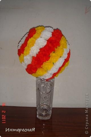 а вот такие шары я взяла на вооружение для украшения собственной свадьбы =)) фото 2