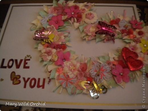 Валентинка для любимого фото 4