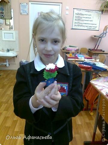 И у нас  зимой зацвели кактусы. фото 2