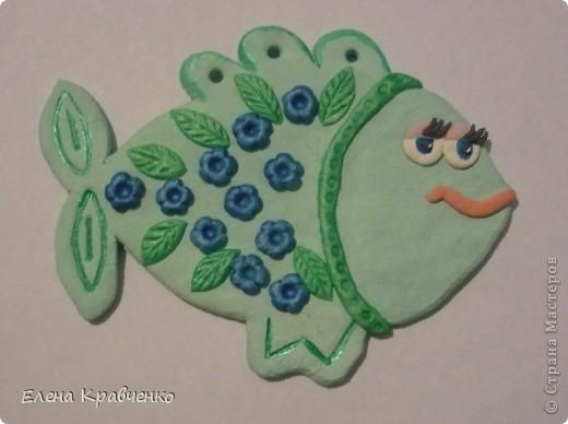 Незабудковая рыбка фото 1