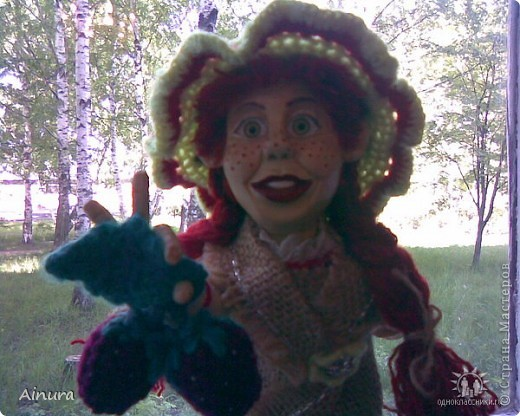 Полянка - лесной гномик. фото 1