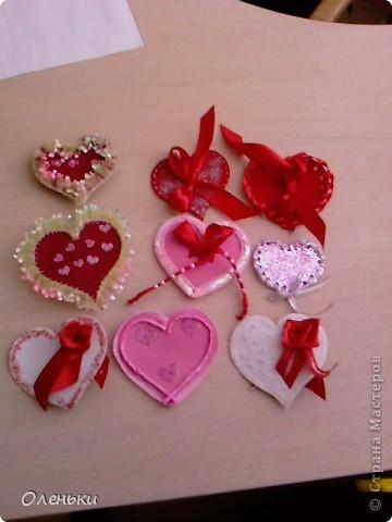 Валентинки в подарок. фото 1