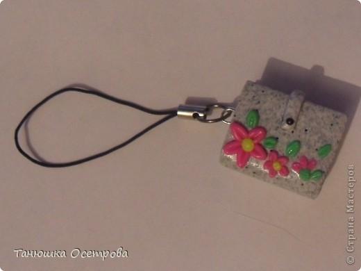 МК по изготовлению блокнотиков из пластики) фото 1