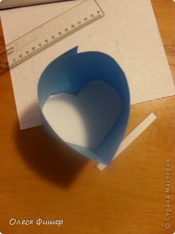 Свеча сердце - к дню всех влюбленных! МК фото 8