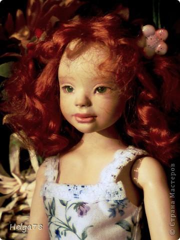 Шарнирная кукла Ксюша фото 1