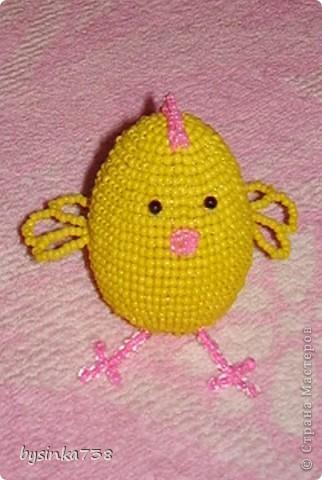 Оплетение пасхальных яиц фото 8