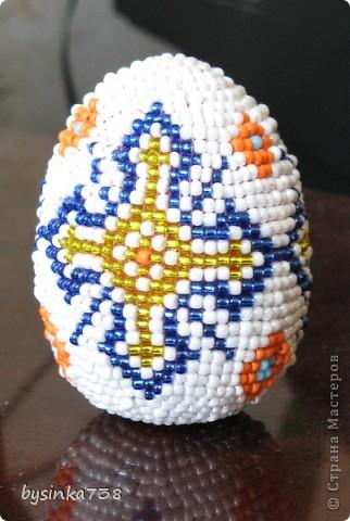 Оплетение пасхальных яиц фото 3