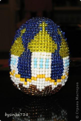 Оплетение пасхальных яиц фото 5
