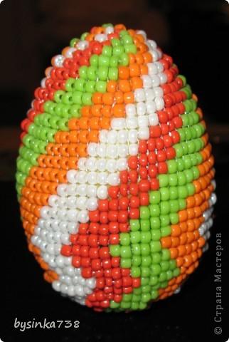 Оплетение пасхальных яиц фото 6