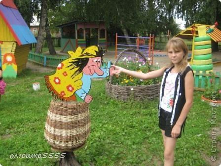 наш в Тальменке детский садик вот как его украсили своими силами*** я сюда ходила*** фото 2