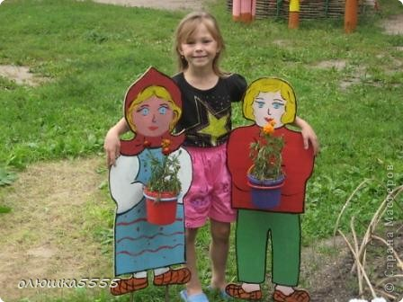 наш в Тальменке детский садик вот как его украсили своими силами*** я сюда ходила*** фото 3