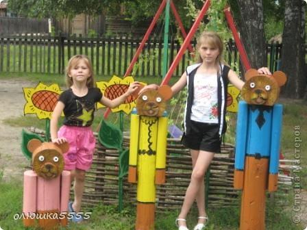 наш в Тальменке детский садик вот как его украсили своими силами*** я сюда ходила*** фото 4
