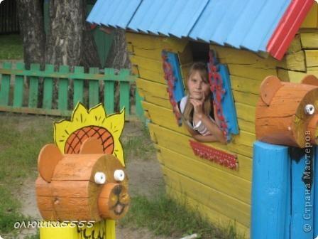 наш в Тальменке детский садик вот как его украсили своими силами*** я сюда ходила*** фото 5