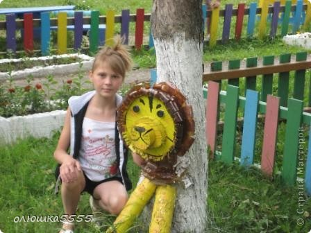 наш в Тальменке детский садик вот как его украсили своими силами*** я сюда ходила*** фото 7
