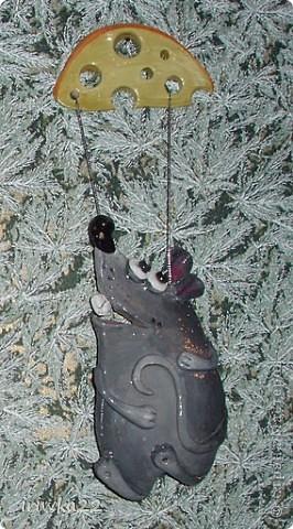 Мышка с сыром фото 1