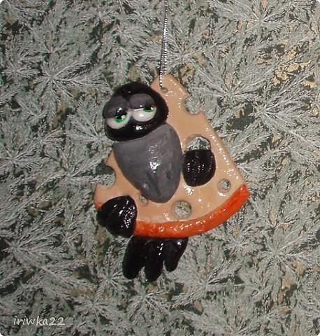 Мышка с сыром фото 3