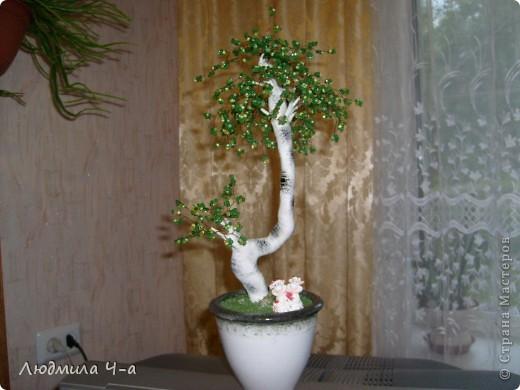 Бисерные деревья....... фото 2