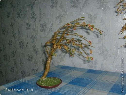 Бисерные деревья....... фото 3