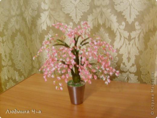 Бисерные деревья....... фото 14