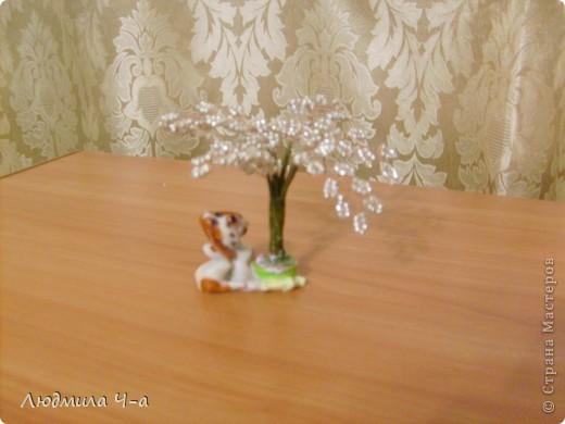 Бисерные деревья....... фото 16