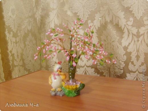 Бисерные деревья....... фото 18