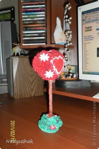 Дерево-сердце  фото 2