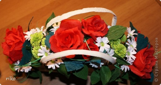 Cумочка c цветами фото 2