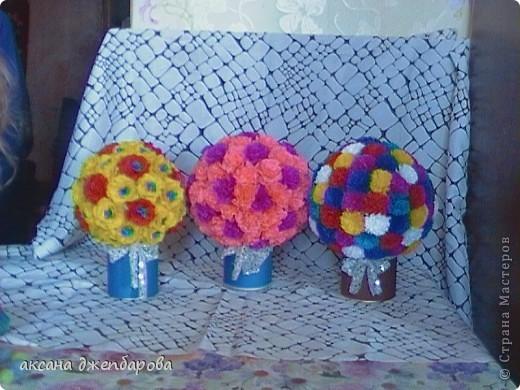 Цветущие шары. фото 1