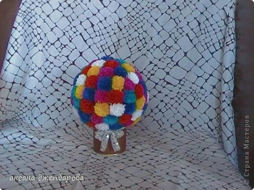 Цветущие шары. фото 2