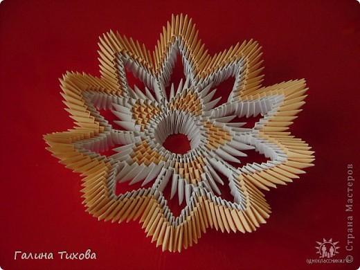 Модульное оригами Здесь