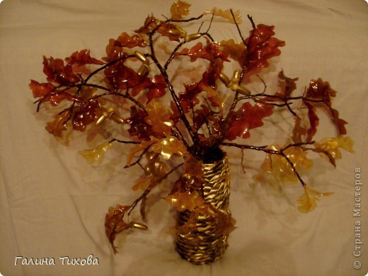 Цветы из яичных ячеек.  Мастер-класс: http://masterica.maxiwebsite.ru/archives/1088#more-1088 фото 5