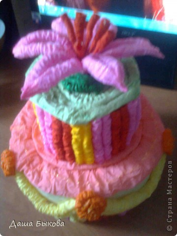 Гофро-тортик