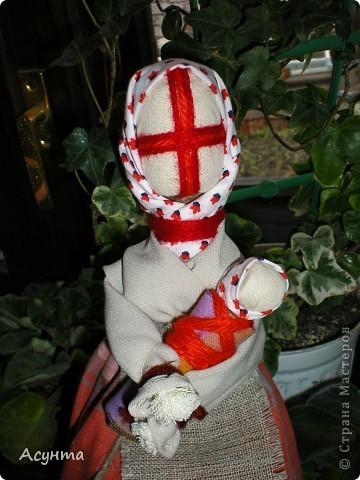 Кукла-мотанка фото 2