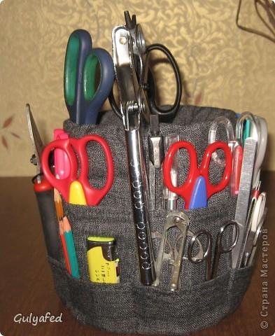 Все свои инструменты храню в одном месте. фото 2