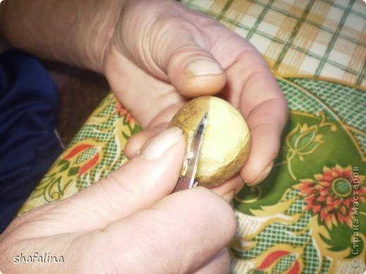 Картофель у нас в магазине стоит 16 руб., а мелкий картофель стоит 2 руб.  Почувствуйте разницу! А мои картофельные котлеты с грибами цены не имеют.  Они просто бесценны! (На мой взгляд.) фото 3
